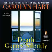Death Comes Silently by  Carolyn Hart audiobook