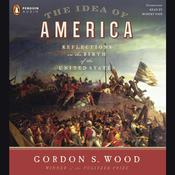 The Idea of America by  Gordon S. Wood audiobook