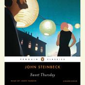 Sweet Thursday by  John Steinbeck audiobook