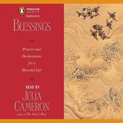 Blessings by  Julia Cameron audiobook