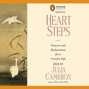 Heart Steps by  Julia Cameron audiobook