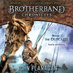 The Outcasts by John Flanagan audiobook