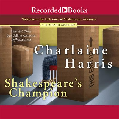 Shakespeare's Champion by Charlaine Harris audiobook