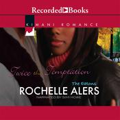 Twice the Temptation by  Rochelle Alers audiobook