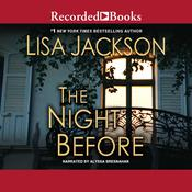 The Night Before by  Lisa Jackson audiobook