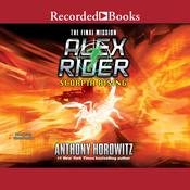 Scorpia Rising by  Anthony Horowitz audiobook