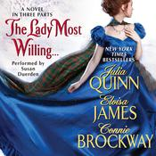 The Lady Most Willing... by  Connie Brockway audiobook