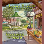 Sentenced to Death by  Lorna Barrett audiobook