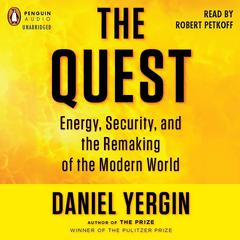 The Quest by Daniel Yergin audiobook