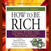 How to Be Rich by  Joseph Murphy audiobook