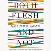 Both Flesh and Not by  David Foster Wallace audiobook