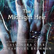 The Midnight Heir by  Sarah Rees Brennan audiobook