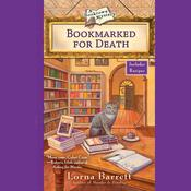 Bookmarked for Death by  Lorna Barrett audiobook