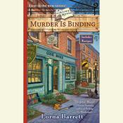 Murder Is Binding by  Lorna Barrett audiobook