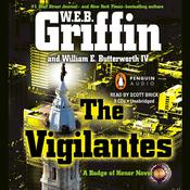 The Vigilantes by  William E. Butterworth IV audiobook
