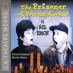 The Prisoner of Second Avenue by Neil Simon audiobook