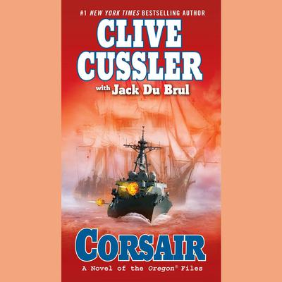 Corsair by Clive Cussler audiobook