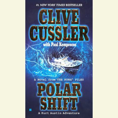 Polar Shift by Clive Cussler audiobook