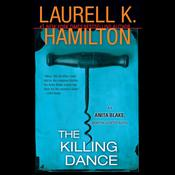 The Killing Dance by  Laurell K. Hamilton audiobook