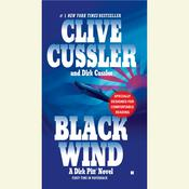 Black Wind by  Clive Cussler audiobook