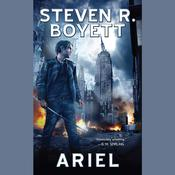 Ariel by  Steven R. Boyett audiobook