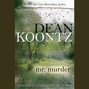 Mr. Murder by  Dean Koontz audiobook