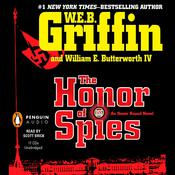 The Honor of Spies by  William E. Butterworth IV audiobook