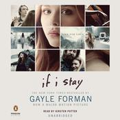 If I Stay by  Gayle Forman audiobook