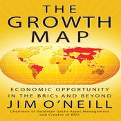 The Growth Map by  Jim O'Neill audiobook