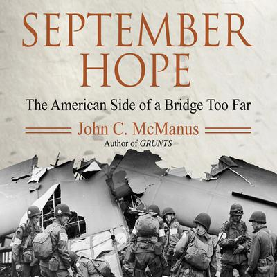 September Hope by John C. McManus audiobook