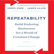 Repeatability by  James Allen audiobook