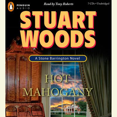 Hot Mahogany by Stuart Woods audiobook