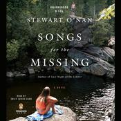 Songs for the Missing by  Stewart O'Nan audiobook