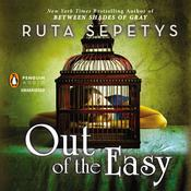 Out of the Easy by  Ruta Sepetys audiobook