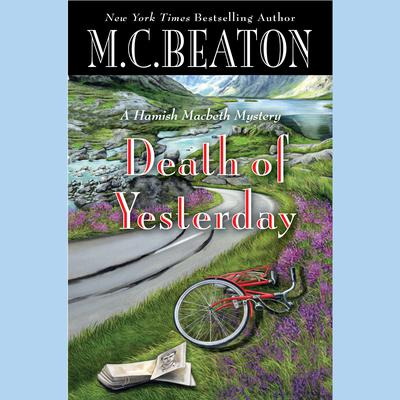 Death of Yesterday by M. C. Beaton audiobook