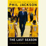 The Last Season by  Phil Jackson audiobook