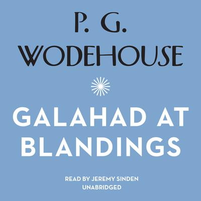Galahad at Blandings by P. G. Wodehouse audiobook