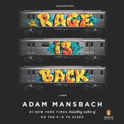 Rage Is Back by  Adam Mansbach audiobook