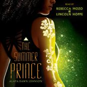 The Summer Prince by  Alaya Dawn Johnson audiobook