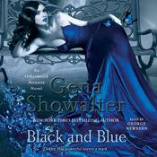 Black and Blue by  Gena Showalter audiobook