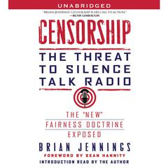 Censorship by Brian Jennings audiobook
