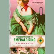 The Deception of the Emerald Ring by  Lauren Willig audiobook