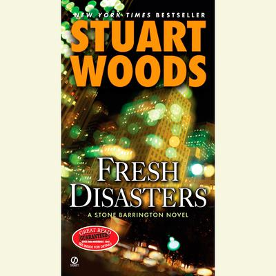 Fresh Disasters by Stuart Woods audiobook