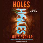 Holes by  Louis Sachar audiobook