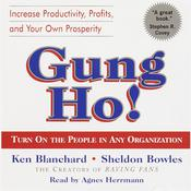 Gung Ho! by  Kenneth Blanchard PhD audiobook