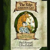 Beyond the Deepwoods: The Edge Chronicles Book 1 by  Chris Riddell audiobook