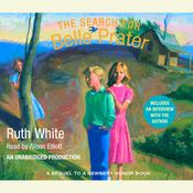 The Search for Belle Prater by  Ruth White audiobook