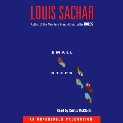 Small Steps by Louis Sachar audiobook