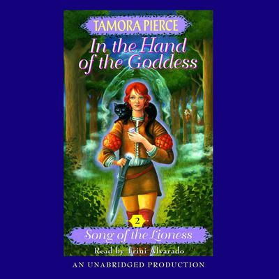 In the Hand of the Goddess by Tamora Pierce audiobook