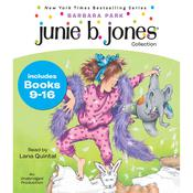 Junie B. Jones Collection: Books 9-16 by  Barbara Park audiobook